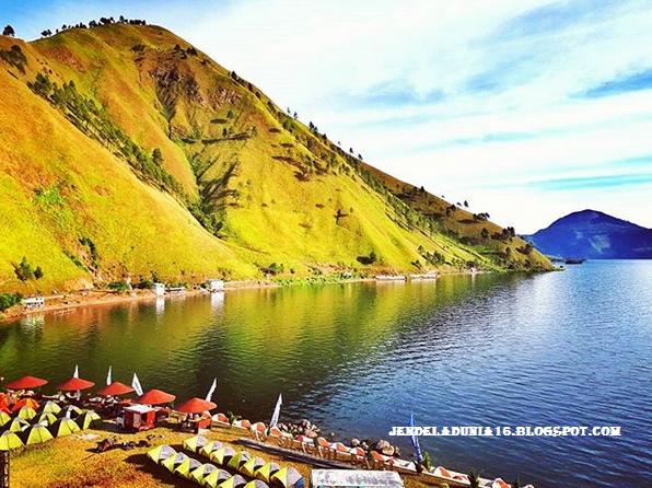 Pesona Keindahan Danau Tao Silalahi Sumatera Utara Situs Wisata Budaya