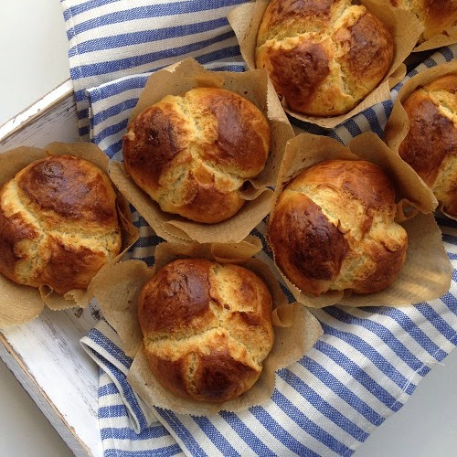 Greenway36: Übernacht-Brioche-Muffins