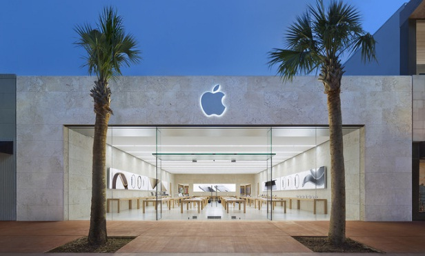 Apple Store Miami Beach