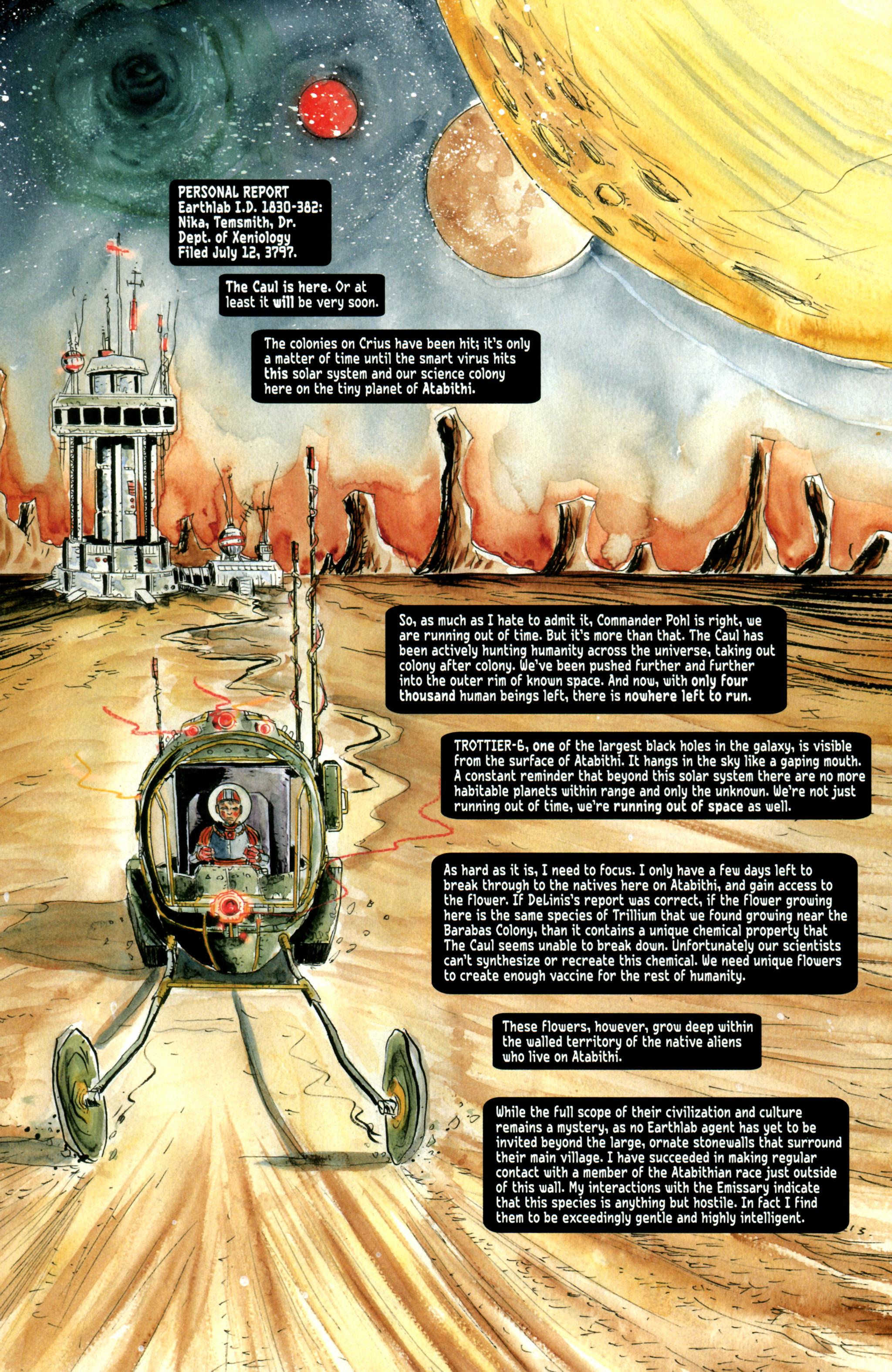 Read online Trillium comic -  Issue #1 - 22