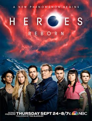 Heroes Reborn Season 1 Ep.1-10 ซับไทย