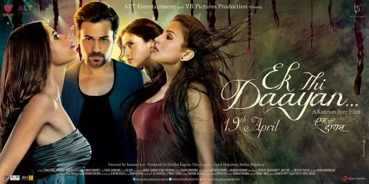 Ek Thi Daayan 2013 Full Movie Download [Hindi] 720p DVDRip