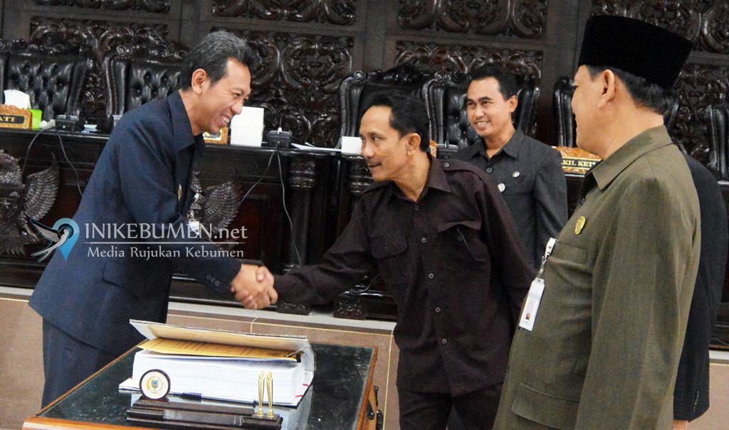 Miftahul Ulum Pimpin Pansus Perubahan Hari Jadi Kabupaten Kebumen