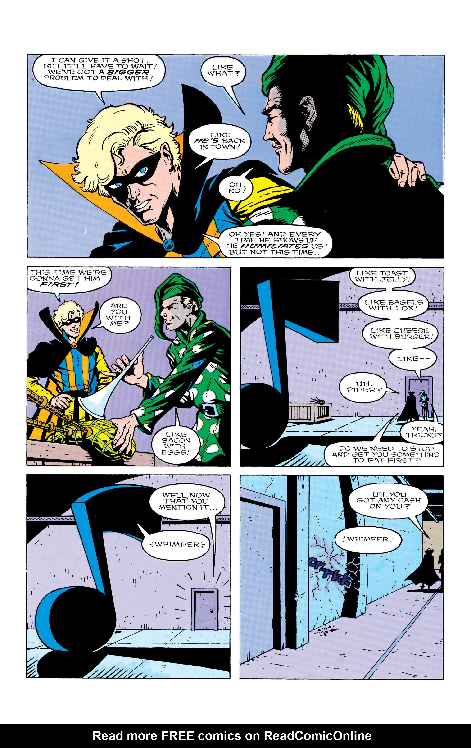 Read online Secret Origins (1986) comic -  Issue #41 - 19