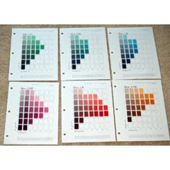 charts in a munsell student color set - Munsell Book Of Color Pdf