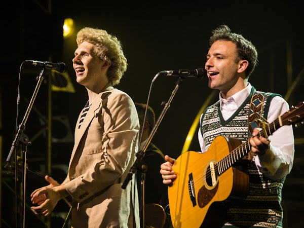 The Simon and Garfunkel Story, Lyric Theatre | Review