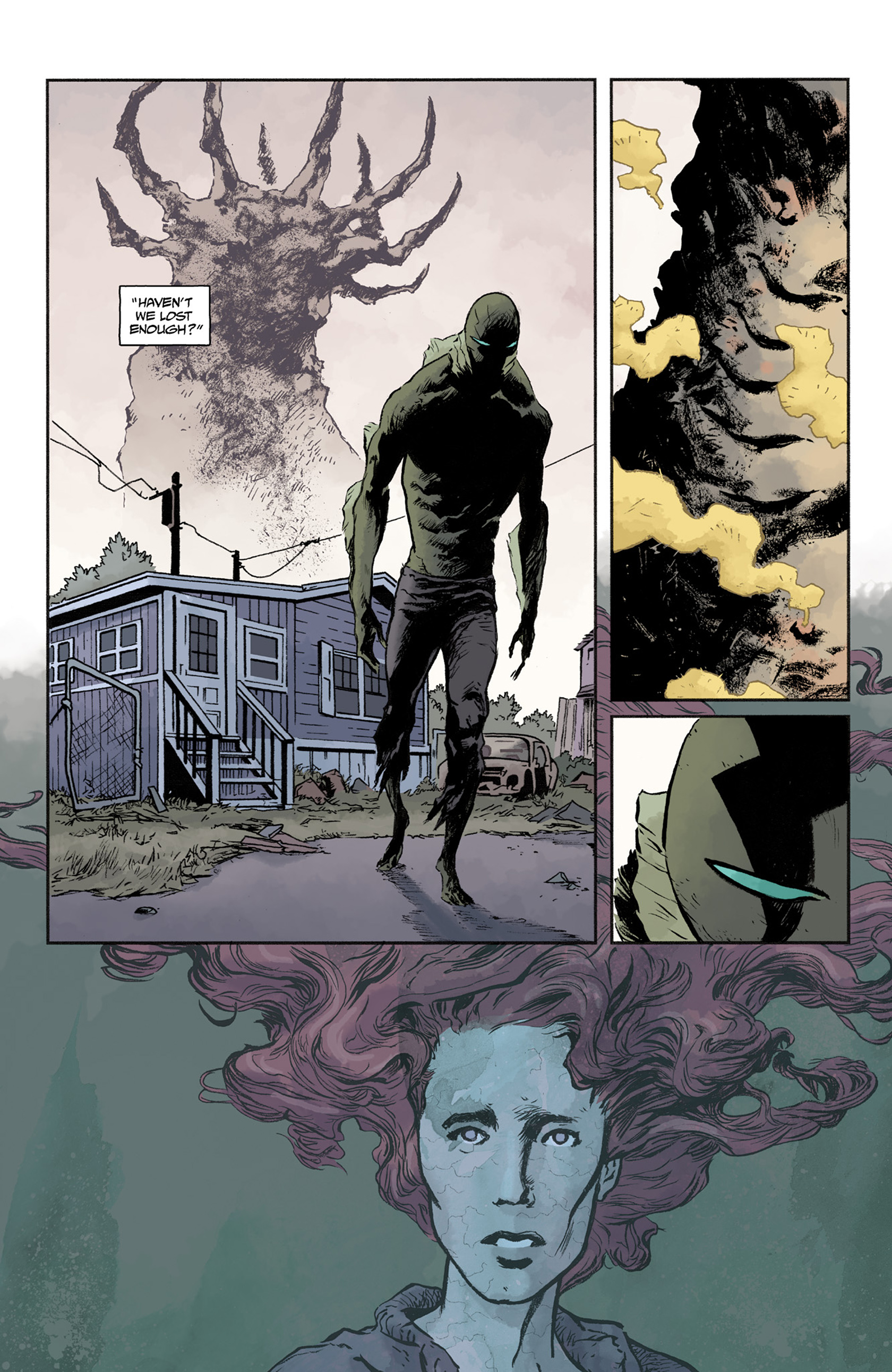 Read online Abe Sapien comic -  Issue #25 - 6