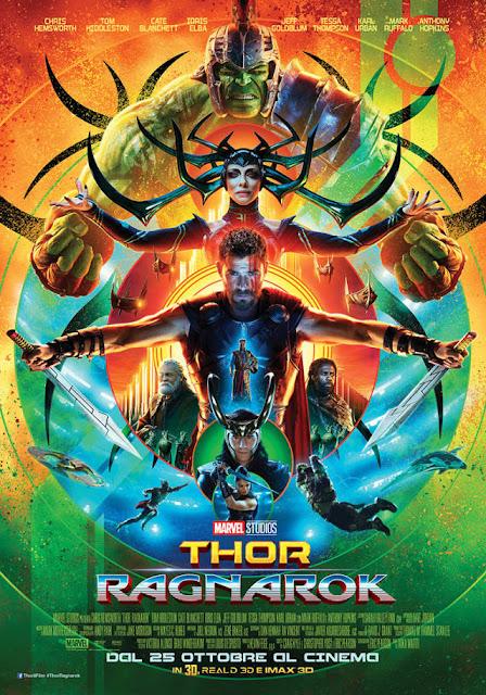 Thor: Ragnarok Hemsworth