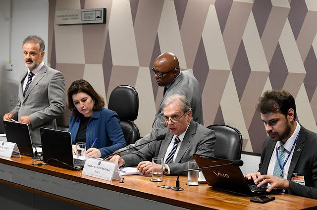 Aprovada na CCJ, PEC Paralela da Previdência segue para Plenário