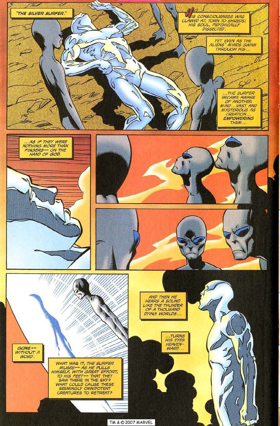 Read online Silver Surfer (1987) comic -  Issue #130 - 18