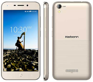 is i of the virtually pop serial of Karbonn companionship karbonn K9 Music 4G launched at the cost of 79$