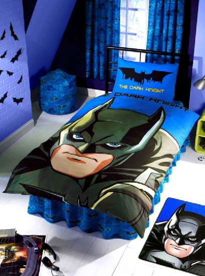 DORMITORIOS BATMAN BEDROOM