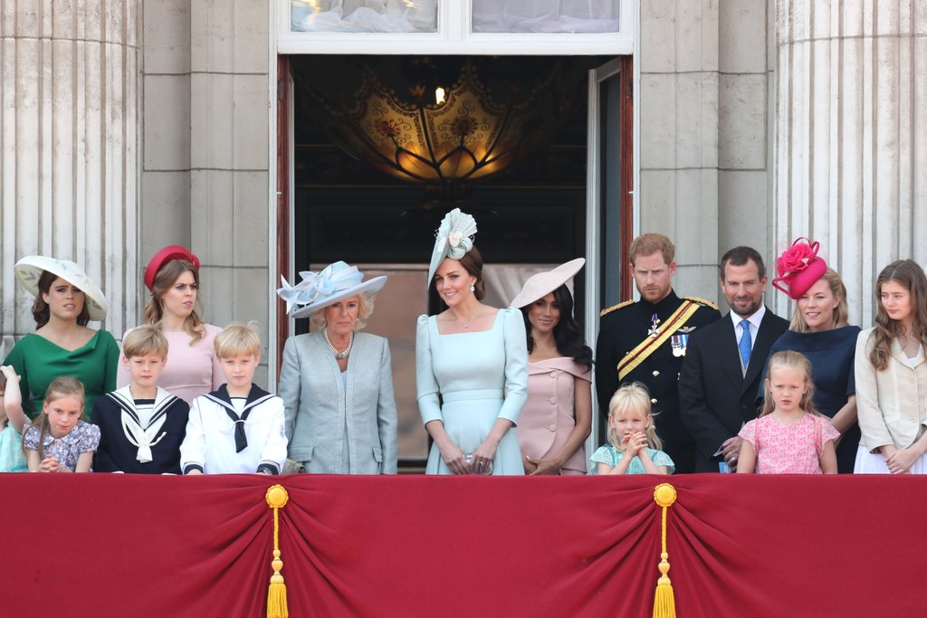 Trooping The Colour 2018: i look di Kate Middleton e Meghan Markle