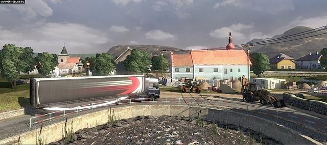 Capturas Scania Truck Driving Simulator Extended PC Full