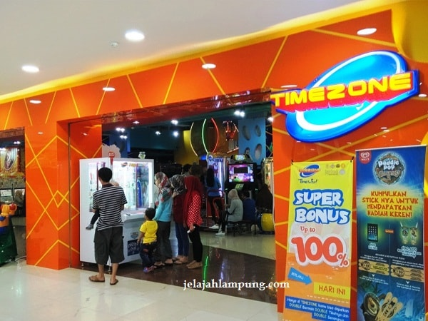 timezone mall boemi kedaton