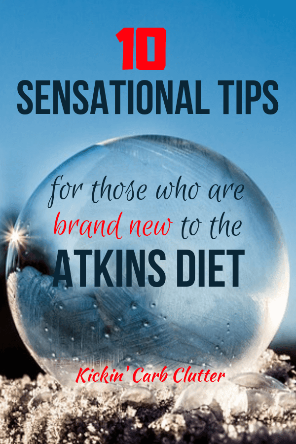 10 Essential Low-Carb Tips for Newbies to Atkins