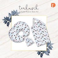 Dusdusan Terkasih Colorful Pattern Baby Set of 2 ANDHIMIND