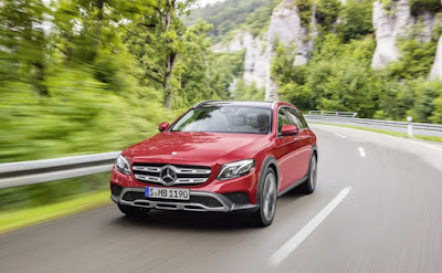 Mercedes Benz E-Class All-Terrain 2018 Review, Specs, Price