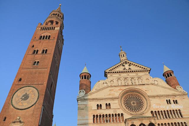 Catedral y Torrazo de Cremona