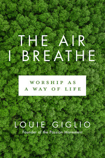 A Glimpse of Normal Blog, Blogging for Books, Review, The Air I Breathe, Louie Giglio