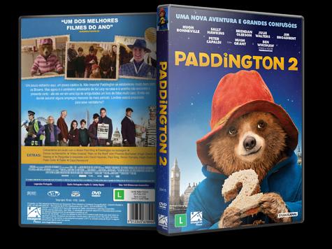 Capa DVD Paddington 2 [Custom]