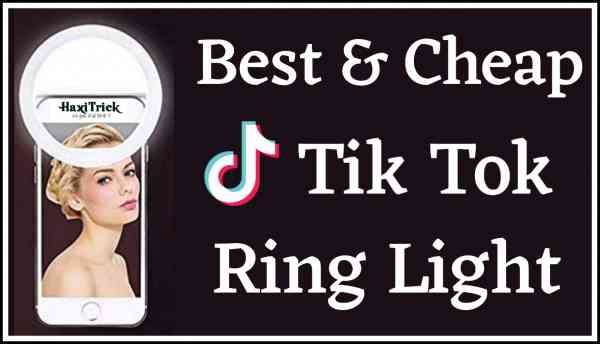 Top 5 Best LED Selfie Ring Light For Video To Buy In India