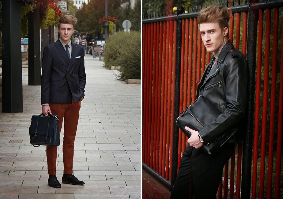 f692af757f Egy remek szabású, gyapjú szövetkabát, ugyan ilyen tulajdonságokkal  rendelkező öltöny, egy tökéletes, barna vagy fekete bőrdzseki, egy  klasszikus, ...