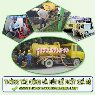 Thông tắc cống,thông tắc bồn cầu,thông cống,tắc cống,thông tắc cống bằng máy lò xo,thông tắc thoát sàn 043.7557.308