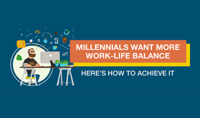 Millennials Want More Work-Life Balance: Here's How To Achieve It