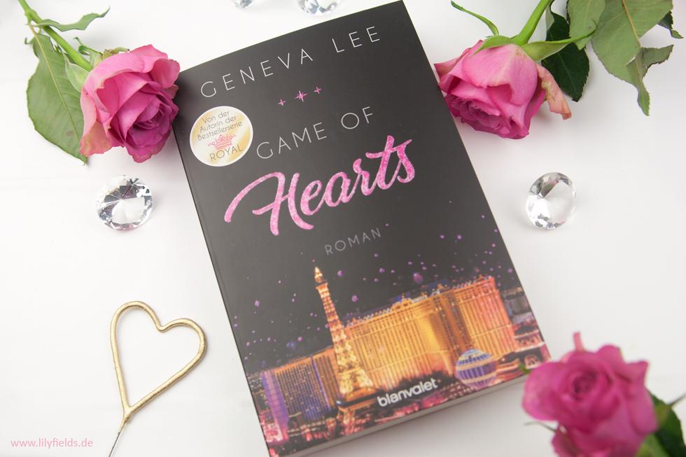 Game of Hearts von Geneva Lee - Buchvorstellung