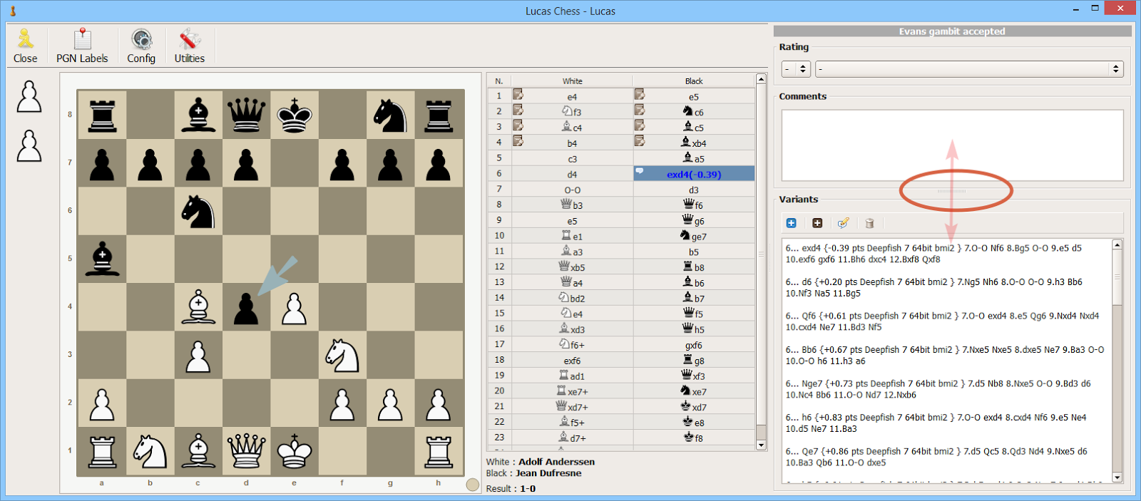Lucas Chess Fresh News: Version 10 09: some bugs fixed