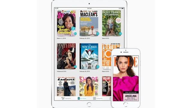 apple compra la plataforma de la revista texture