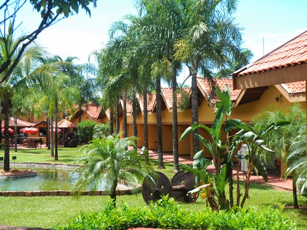 Foto do Hotel Barretos Country Hotel - Fonte site do hotel