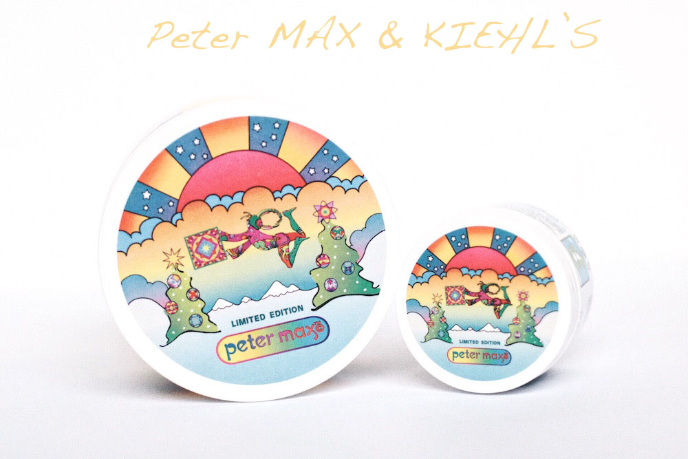 peter max kiehl's collection noel 2015