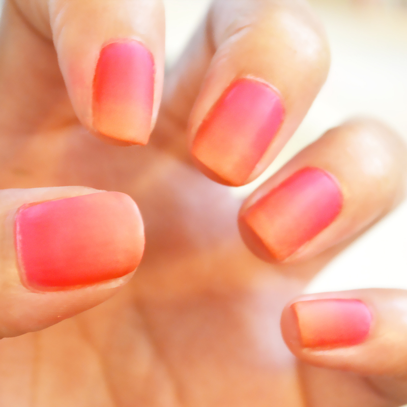 It S Optional To Put The Tonic Nail Polish Which Will Make Your Nails Strong