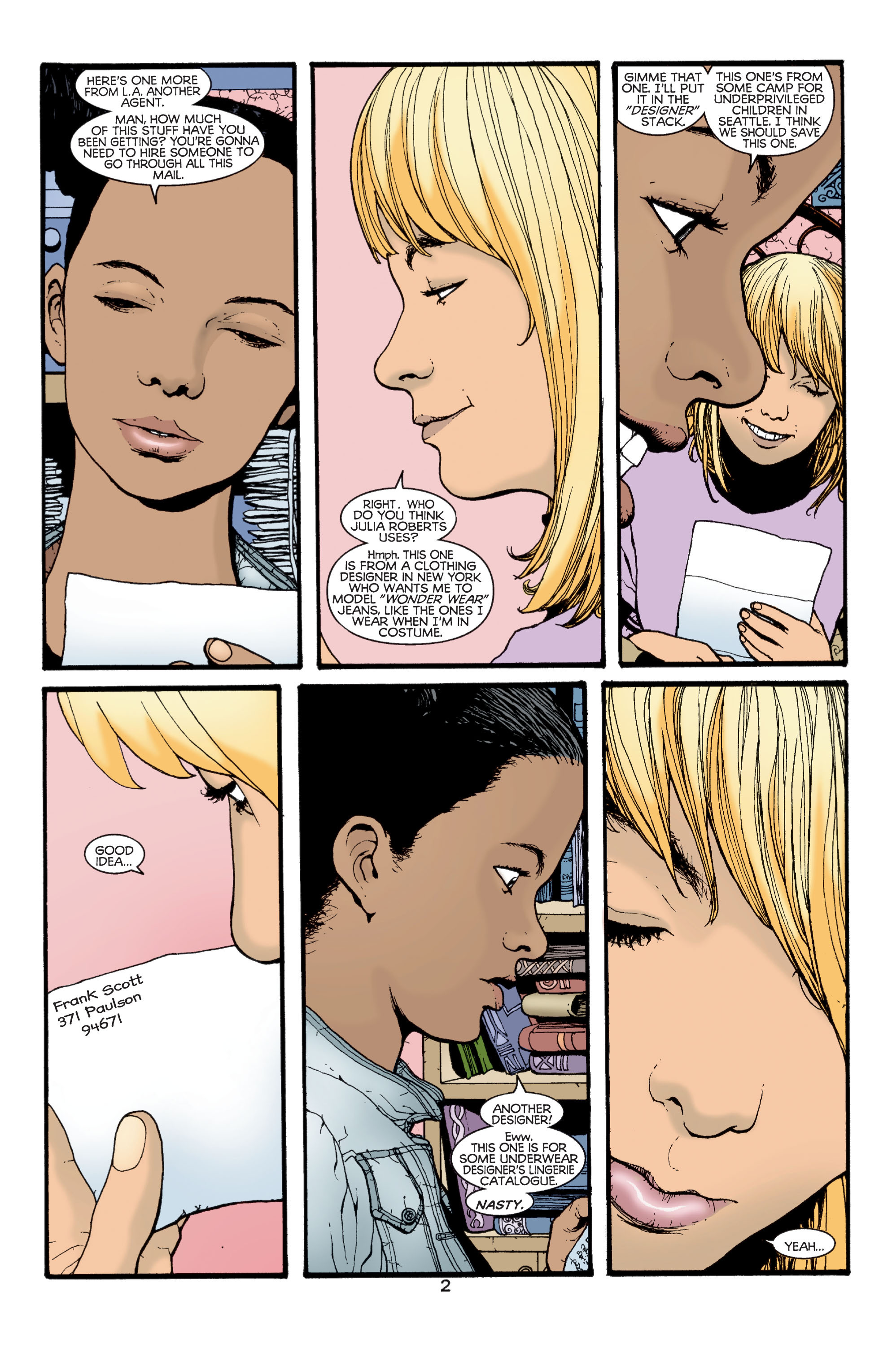 Read online Wonder Woman (1987) comic -  Issue #178 - 3