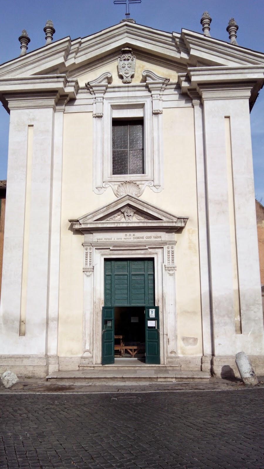 Domini Quo Vadis guiaderoma - A Via Appia Antiga