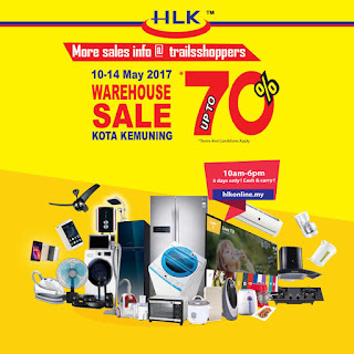 HLK Warehouse Sale 2017