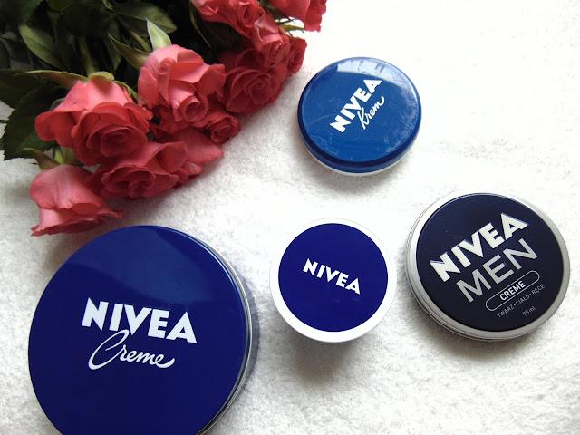 NIVEA - Marka kosmetyków, która jest zawsze blisko mnie
