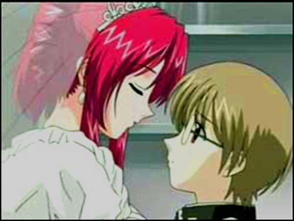 Onegai Teacher - anime nikah/marriage