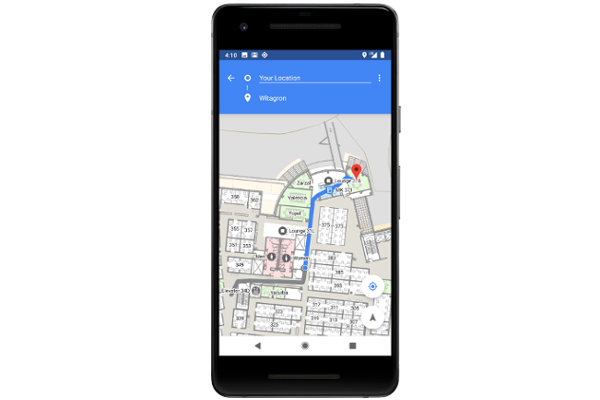 Google releases Android P Developer Preview 1 - Indoor positioning with Wi-Fi RTT