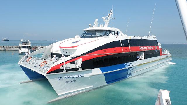 ferry service from kalibo to boracay