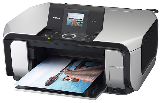 Canon Pixma MP610 Printer Download Driver