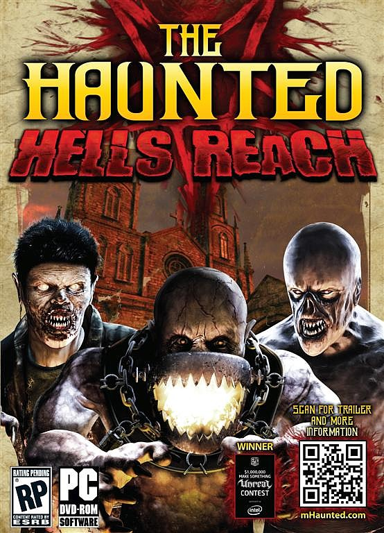 Haunted Hells Reach