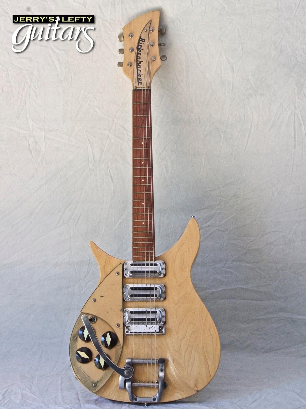 jerry 39 s lefty guitars newest guitar arrivals updated weekly 1986 rickenbacker 325v59 left. Black Bedroom Furniture Sets. Home Design Ideas