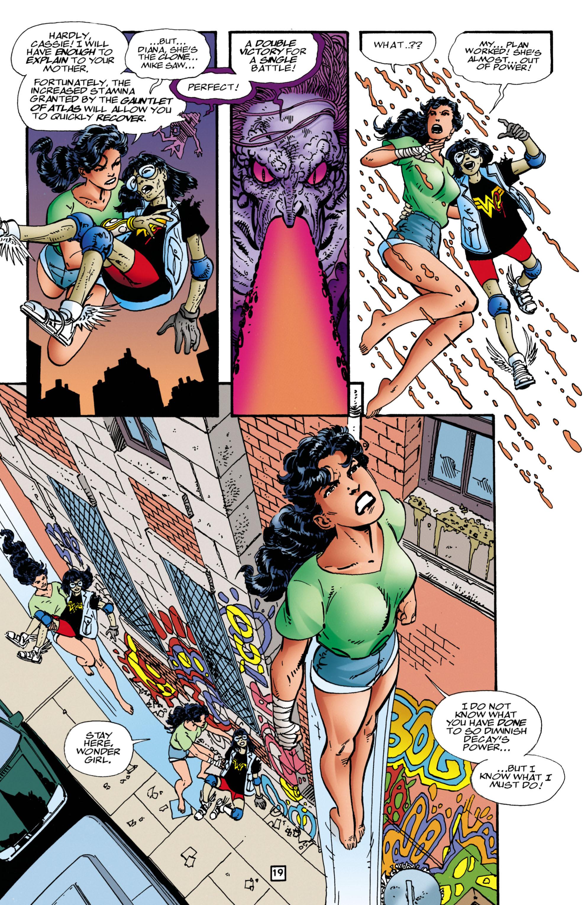 Read online Wonder Woman (1987) comic -  Issue #113 - 20