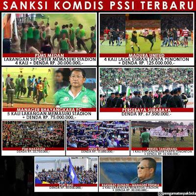 Demi Persika Karawang Akhirnya Rachmat Gunadi Kena Sanksi Komdis PSSI