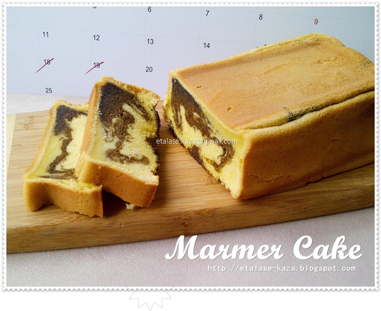 Resep Cake Tart Ncc: Resep Cake Marmer Ncc