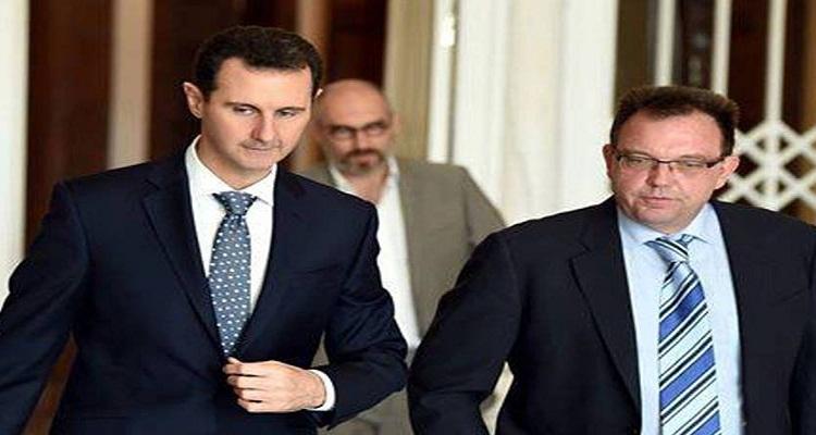 جواب لا يخطر ببال أحد من الأسد بعد ان سأله صحافي ألماني: هل تستطيع النوم ليلاً