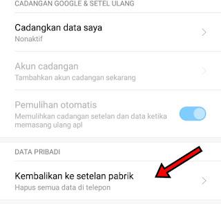Cara Mengatasi HP Restart Sendiri Pada Android